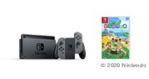 Nintendo Switch + あつまれ どうぶつの森