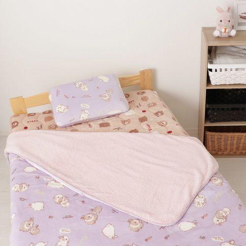 フランネル寝具の画像