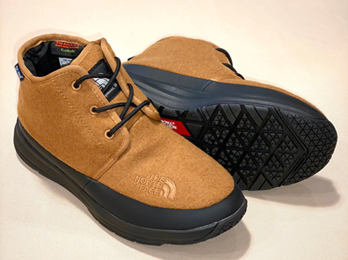 NSE Traction Lite WP Chukka
