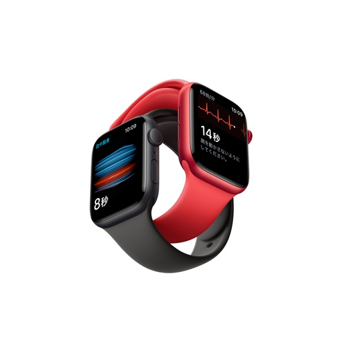 Apple WatchS6Health