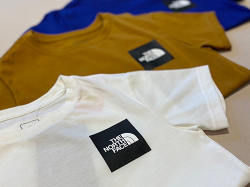 S/S Small Square Logo Tee