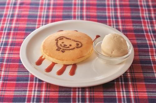 ベアフルパンケーキの画像