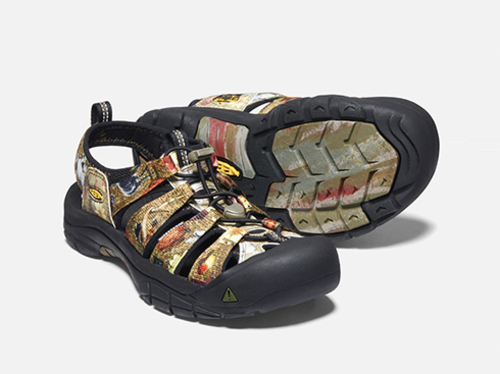 KEEN(キーン)のNEW PORT H2