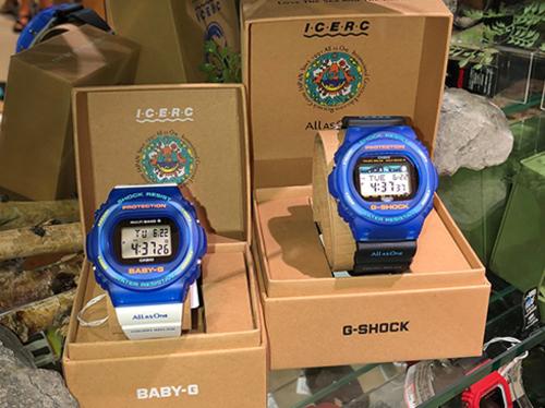 G-SHOCK & BABY-Gコラボレーションモデル