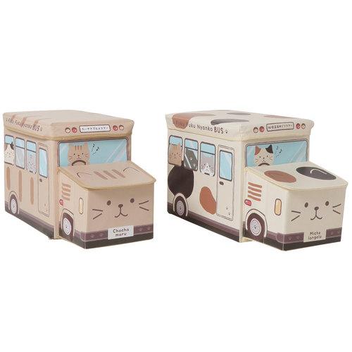 バス型ストレージBOX