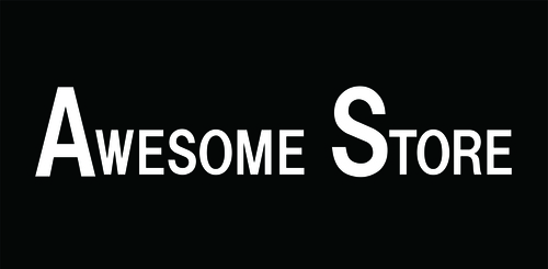 AWESOME STOREのロゴ画像