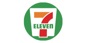 セブンイレブンのロゴ画像
