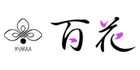 百花のロゴ画像